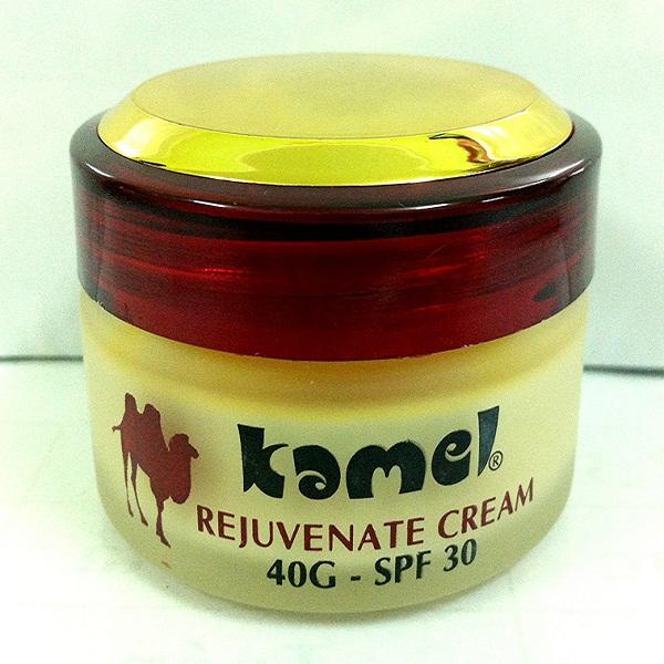 kem duong da kamel mau vang thích hợp với mọi loại da
