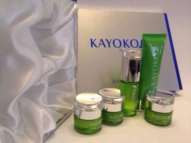 mỹ phẩm kayoko giúp chị em đẹp một cách tự nhiên, kem kayoko sẽ làn da mịn màng hơn