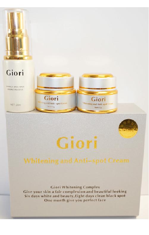 Bộ kem dưỡng da điều trị nám Giori (bộ 3 Giori)
