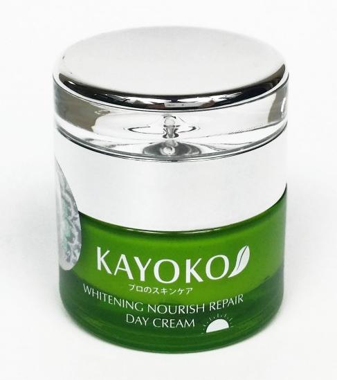 Kem Kayoko dưỡng trắng da ban ngày