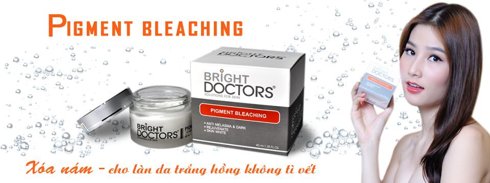 Kem trị nám Bright Doctors