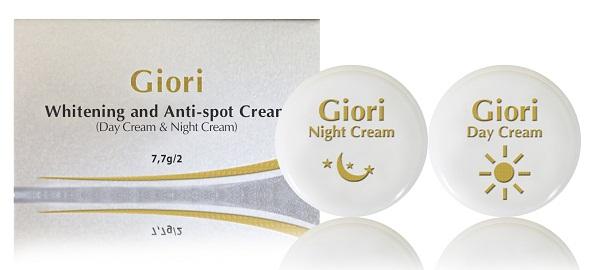 Kem dưỡng trắng da ngày đêm Giori (bộ 2 Giori)