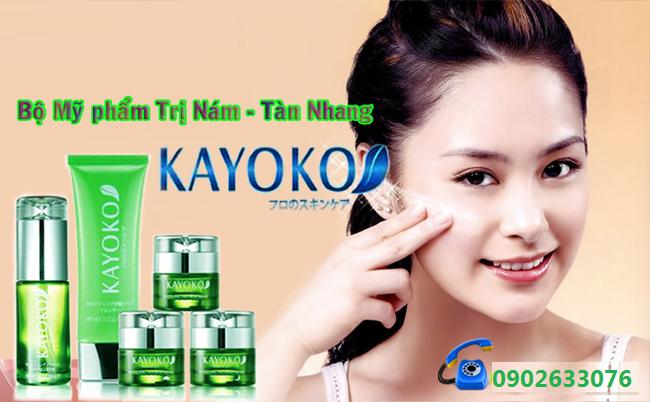 Kem dưỡng da Kayoko
