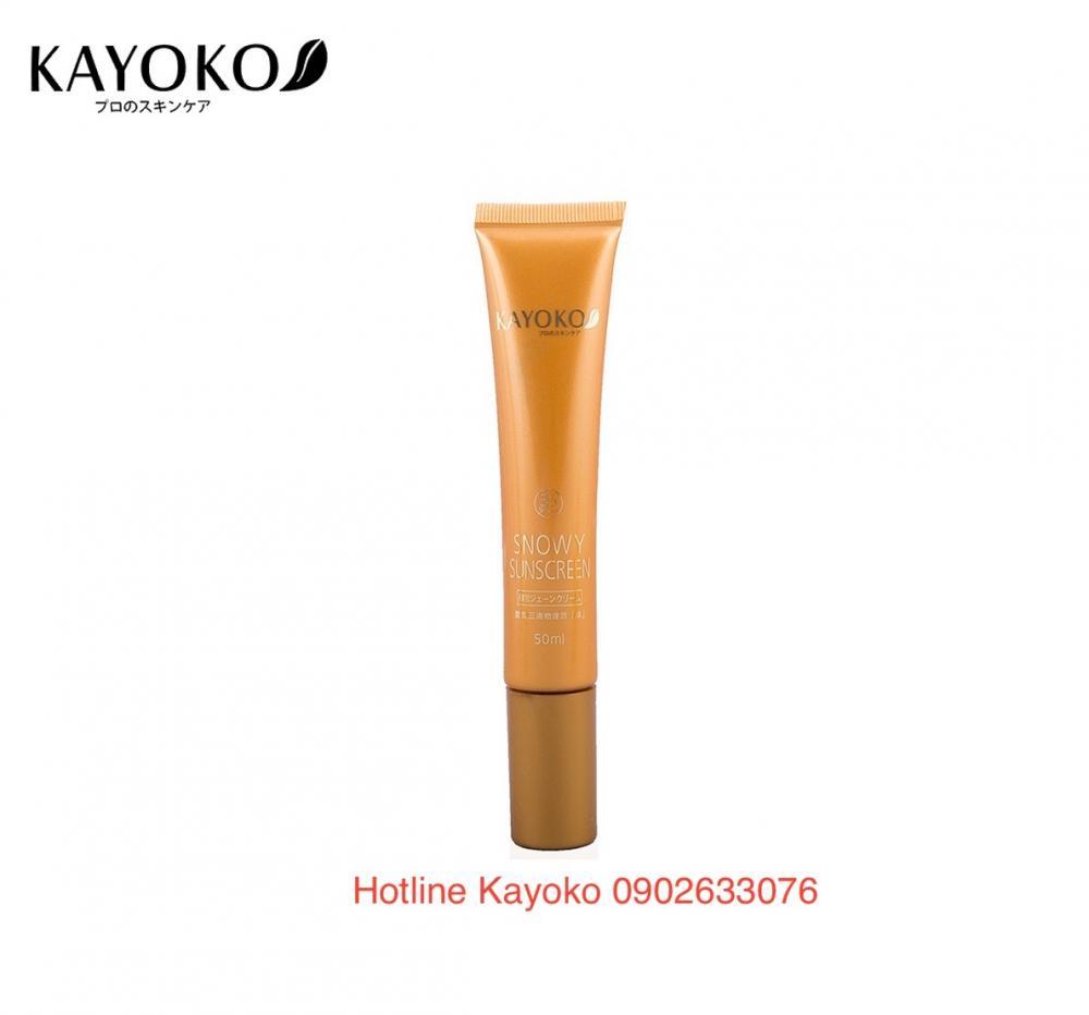 Bộ Mỹ Phẩm Kayoko Mới Nhất