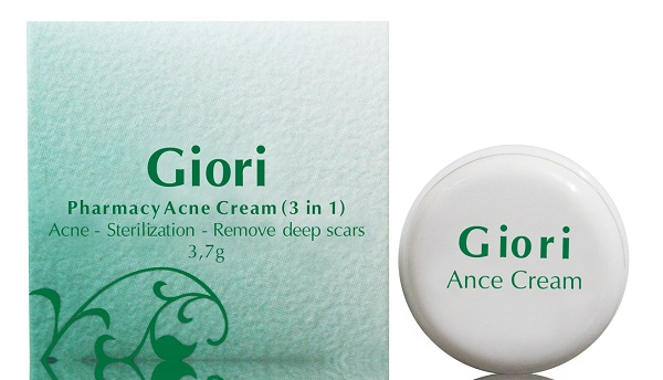 Thuốc trị mụn tận gốc Giori