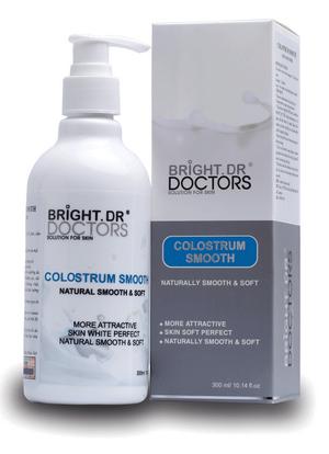 Chai sữa non ủ mền mịn da Bright Doctors