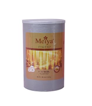 Bột Đắp Mặt Nạ Vàng 24k Collagen Meiya